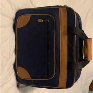 L.L Bean Travel Rolling Briefcase